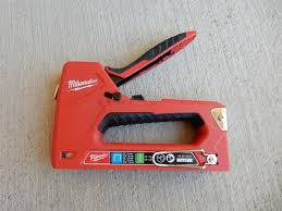 Best Upholstery Stapler Milwaukee Staple And Nail Gun