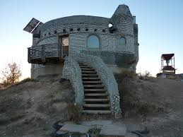 Southwest Style Homes by Earthships New Mexico This Is The Castle Compound One Of The