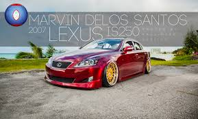 2007 Lexus Is250 Interior Marvin U0027s 2007 Is250 Slammedenuff
