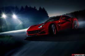 Ferrari F12 Front - official novitec rosso n largo ferrari f12 gtspirit