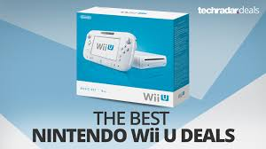 black friday amazon wii u the best nintendo wii u deals in october 2017 techradar