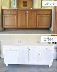 paint bathroom vanity ideas marvelous painting bathroom vanity before and after best 20