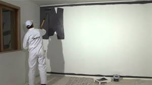 painting interior walls with resene spacecote youtube