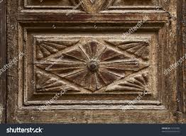 ornamental design wood wooden carved stock photo 75167956
