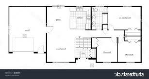 split level house floor plans home design 89 excellent split level floor planss