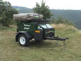 remorque cuisine 4x4 jeep trailers discussion présentation de mon bushman cer