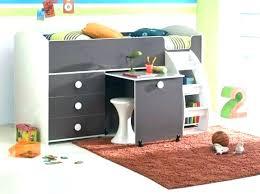 bureau enfant original lit mezzanine enfants lit enfant original diy lit mezzanine suspendu
