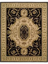Royal Palace Rug This Versailles Palace Black Collection Rug Vp14 Is Manufactured