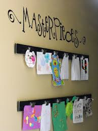 Picture For Kids Room by Fun At Home With Kids Black Masking Tape As A Frame In Art Kids
