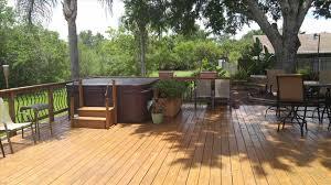 covered backyard deck home u0026 gardens geek