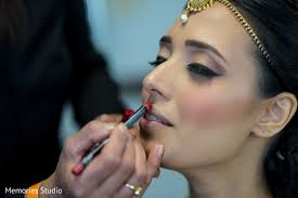 indian bridal makeup artist edison nj long branch nj indian wedding by memories studio maharani weddings