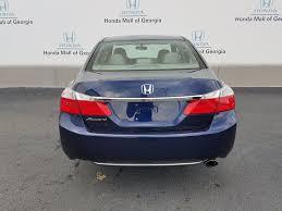 2014 used honda accord sedan 4dr i4 cvt lx at honda mall of