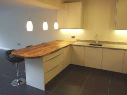 kitchen breakfast bar lighting design information about home