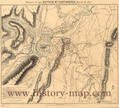 Map Of Alabama And Tennessee by Of Chattanooga Tennessee