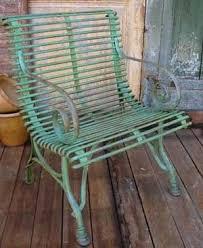 Vintage Patio Furniture Metal by 45 Best Vintage Iron Patio Images On Pinterest Garden