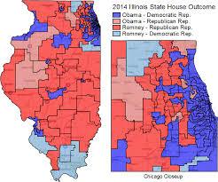 chicago gerrymandering map illinois supreme court blocks redistricting reform initiative
