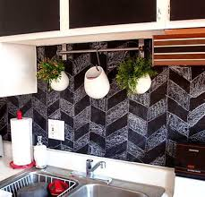 chalkboard kitchen wall ideas creative interior decorating ideas 26 black chalkboard paint projects