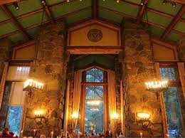 Château Du Sureau And Yosemite California The Jetsetter - The ahwahnee dining room