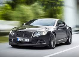 fastest model 2014 bentley continental gt speed is fastest model