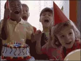 Happy Birthday Meme Gif - excited happy birthday gif find share on giphy