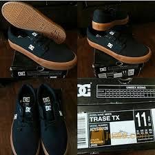 Sepatu Dc sepatu dc trase tx black gum original jakarta barat jualo