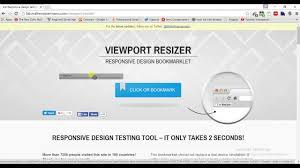 responsive design tool responsive design testing tool