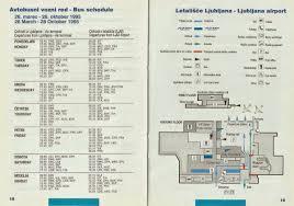 Adria Floor Plan Airline Memorabilia Adria 1995