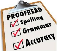 How Does Proofreading Help My Work    Brilliant Benefits