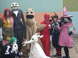 nightmare before christmas costumes nightmare before christmas by chopper on deviantart