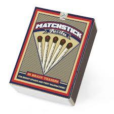 paul lamond matchstick puzzles amazon co uk toys u0026 games