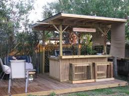 Outside Patio Bar by Best 25 Tiki Bars Ideas Only On Pinterest Outdoor Tiki Bar