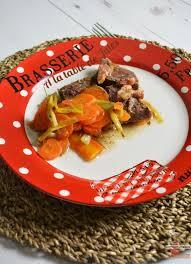 cuisiner boeuf boeuf carottes à basse température