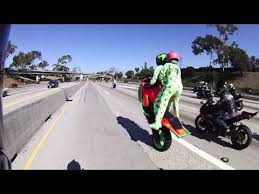 Motorcycle Rider Halloween Costume Halloween Stunt Shows