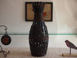 Large Floor Vases For Home Classic Large Floor Bamboo Vase Fashion Home Big Craft Antique