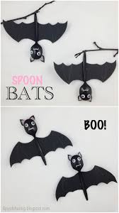 the joy of sharing halloween bat craft
