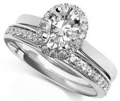 bridal ring sets uk oval diamond engagement rings diamond heaven