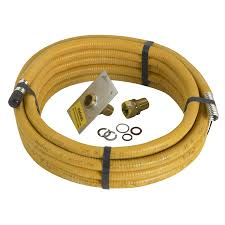 shop pro flex 1 2 in csst pipe kit at lowes com