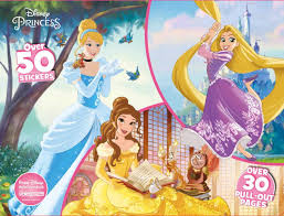 disney princess disney princess coloring and activity book toys