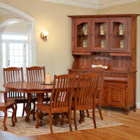 handcrafted hardwood dining room furniture clear creek amish