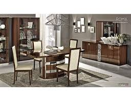 italian dining room sets modern italian dining table collection
