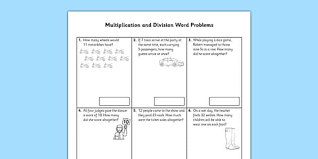 free multiplication word problems year 2 multiplication and division word problems x2 x5 x10