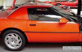 corvette zr2 chevrolet corvette c4 zr2 prototype 1989