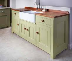 Free Standing Cabinets For Kitchens Best 25 Free Standing Kitchen Sink Ideas On Pinterest Standing