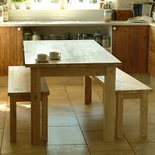 Kitchen Table With Bench Curved Dining Bench Dining Room - Bench for kitchen table