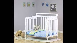 Dream On Me Mini Crib Bedding by Dream On Me Portable Convertible Crib Youtube