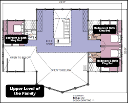 floor plans u2013 the family lodge at pine valley