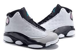 kid jordans new air 13 grey black for kids newest322 65 00