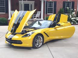 how did corvette get its name velocity yellow corvette corvette stingray forum corvette c7