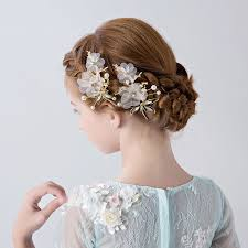 barrettes for hair gold color dragonfly barrettes hair for wedding party