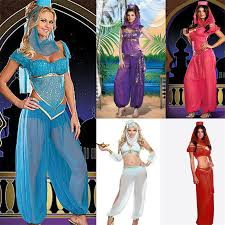 Halloween Genie Costume Compare Prices Genie Costume Shopping Buy